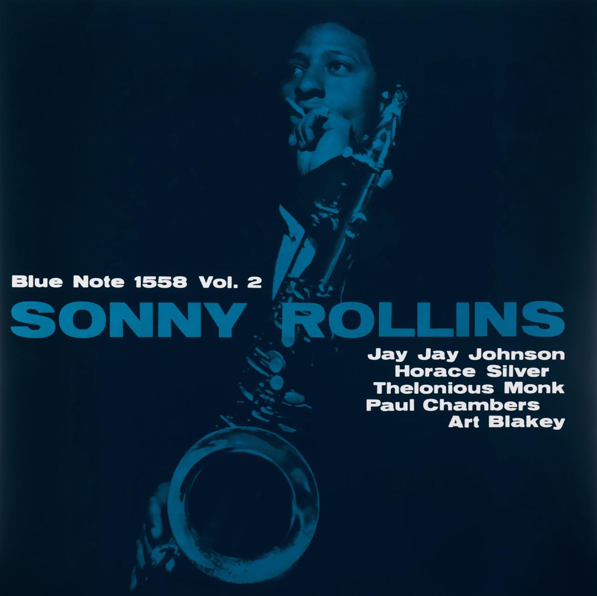 Sonny Rollins. Volume 2 (LP)