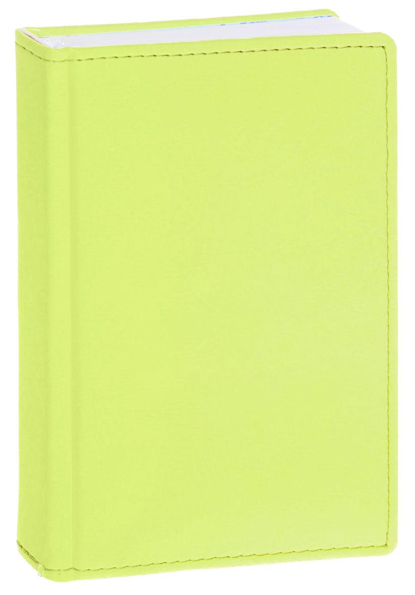 Berlingo Ежедневник Nebraska Charm недатированный 176 листов цвет лимонный