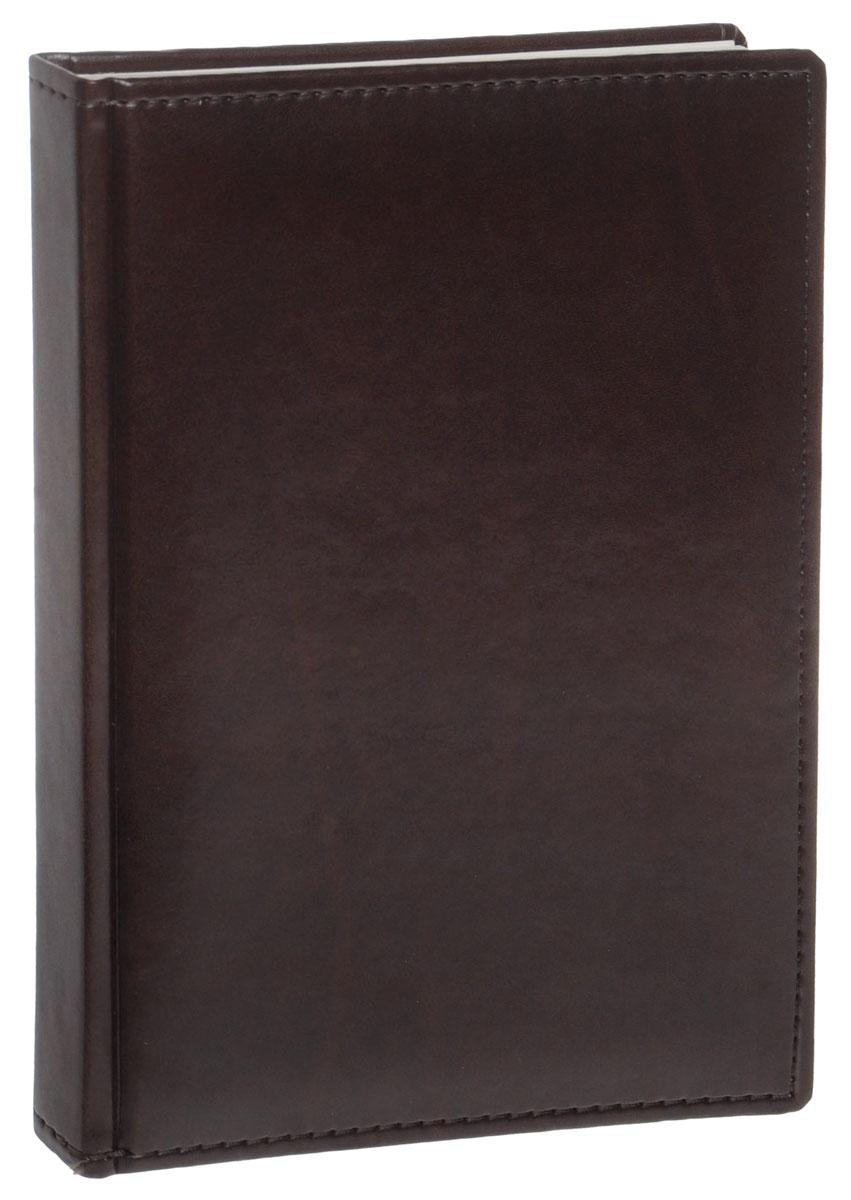 Berlingo Ежедневник Toscana недатированный 176 листов цвет темно-коричневый