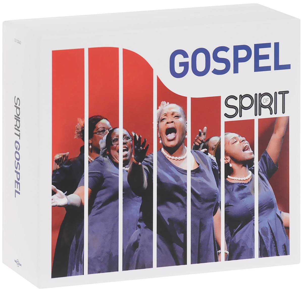 Zakazat.ru Spirit Of Gospel (4 CD)