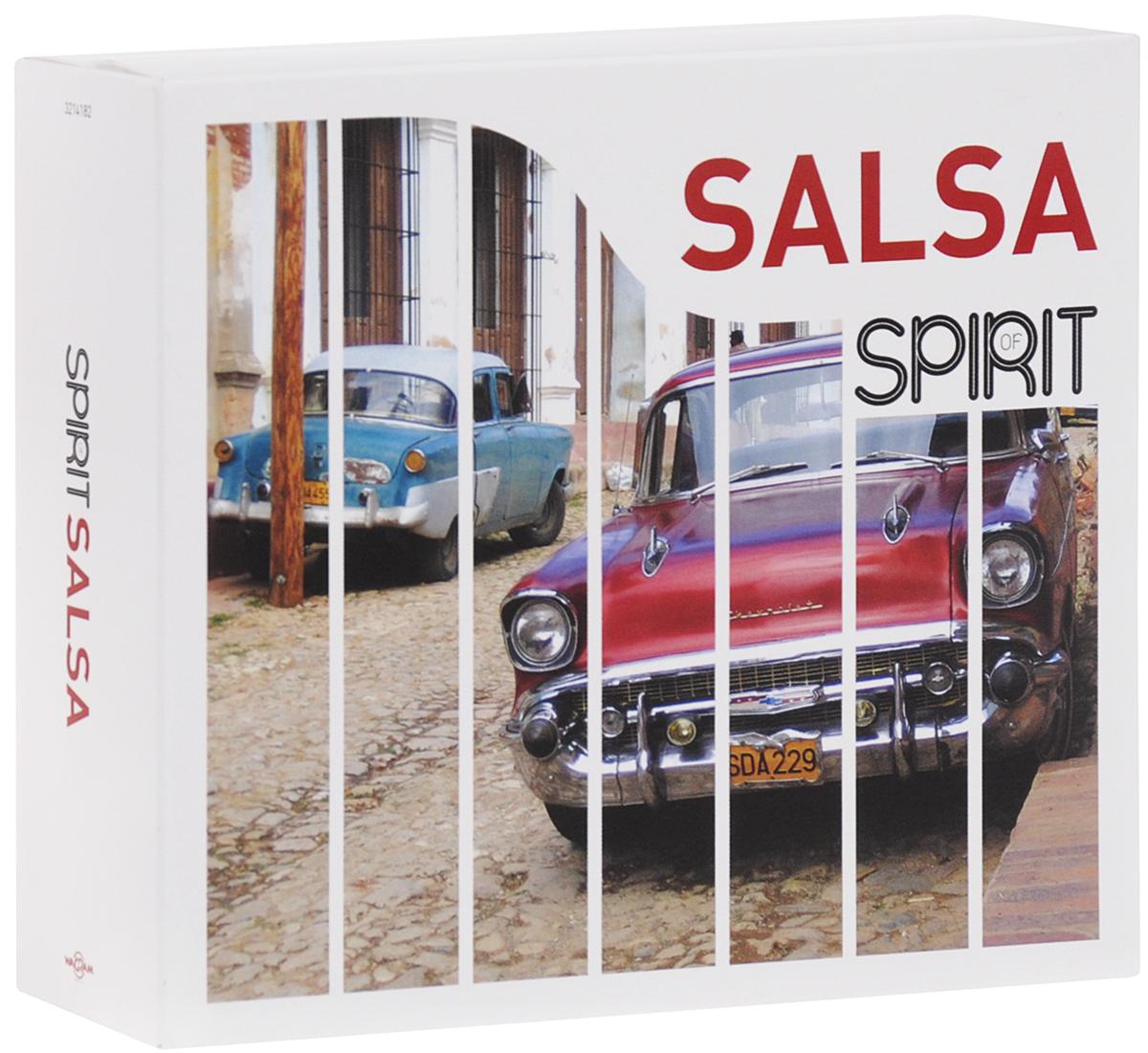 Spirit Of Salsa (4 CD)