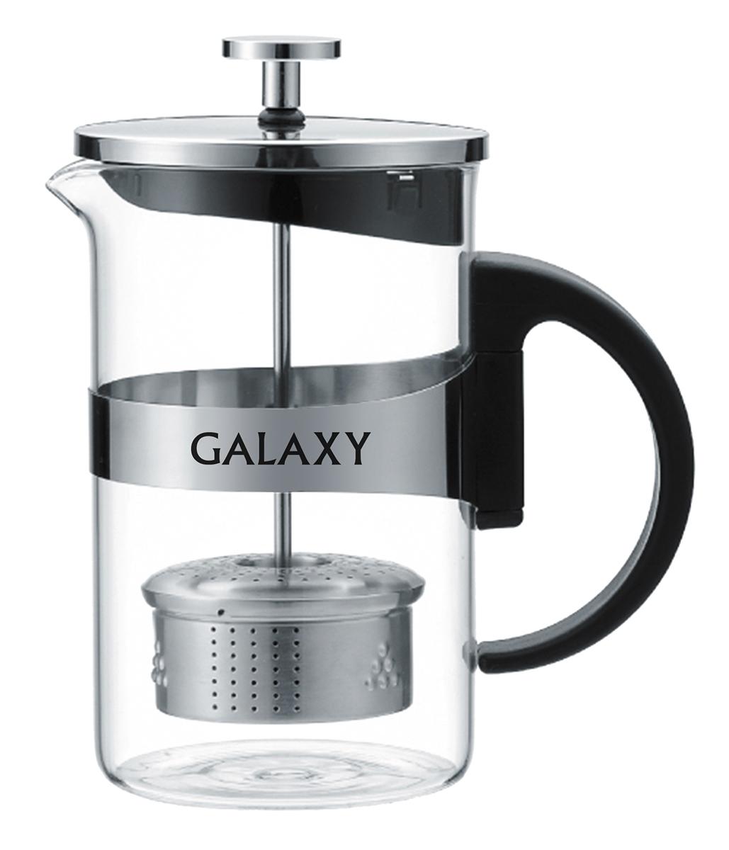 Френч-пресс Galaxy, 600 мл. GL9303 френч пресс galaxy 600 мл gl9306