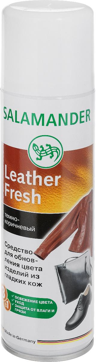 """Средство для изделий из гладких кож Salamander """"Leather Fresh"""", 250 мл"""
