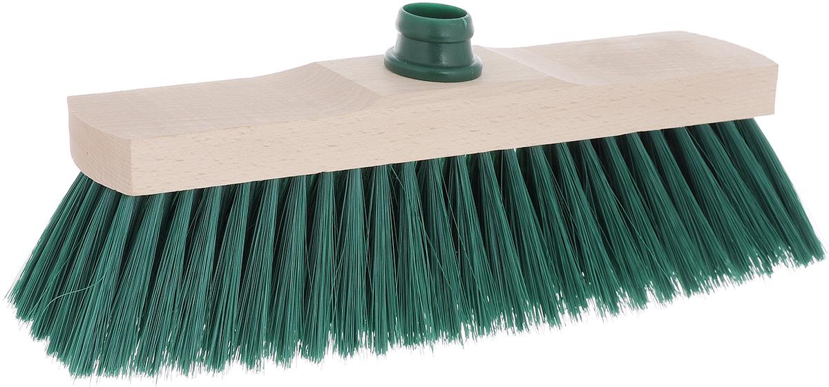 Щетка York Сара. 00200020Щетка York Сара, выполненная из дерева, имеет длинный ворс, что позволяет более эффективно очистить загрязненную поверхность. Изделие имеет универсальную резьбу, подходящую ко всем стандартным рукояткам. Длина ворса: 6,5 см. Размер рабочей поверхности: 32 х 7 см.