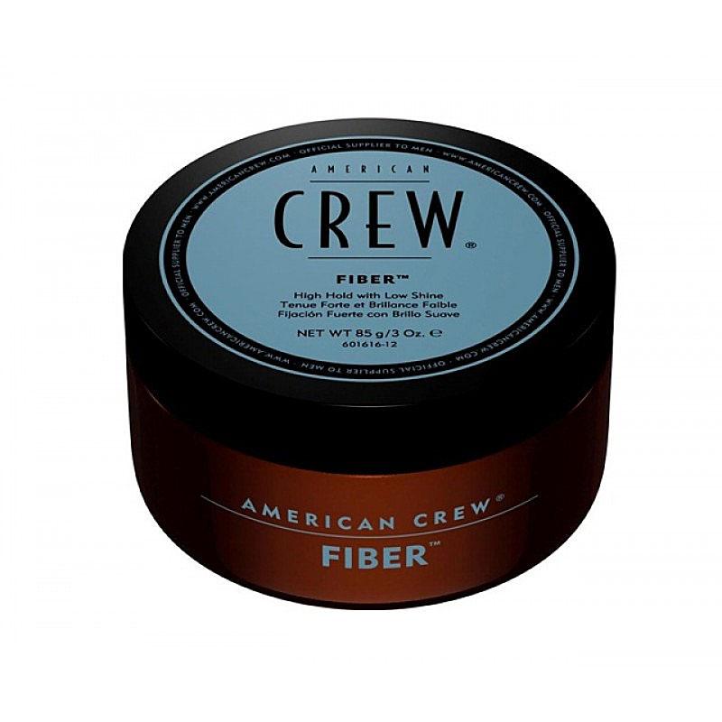 American Crew Паста высокой фиксации с низким уровнем блеска Fiber Gel 85 г ( 7209382000 )