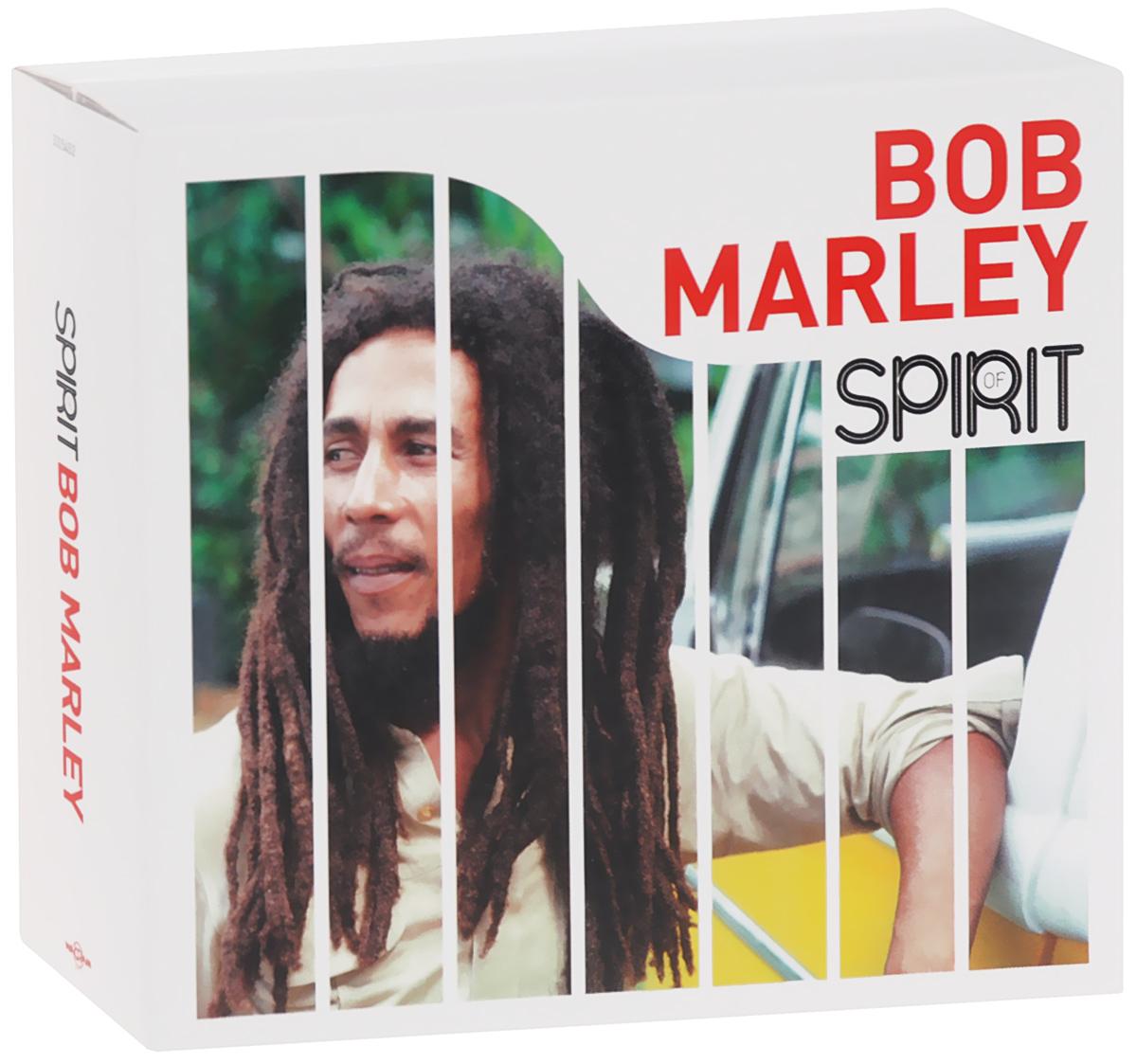 Spirit Of Bob Marley (4 CD)