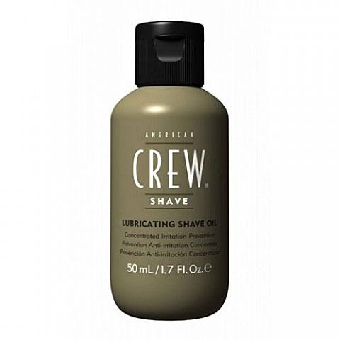 American Crew Масло для бритья Lubricating Shave Oil 50 мл7209148000Натуральное масло от компании American Crew предназначено для применения перед процессом бритья, тем самым подготавливая кожу к раздражительному и ранящему воздействию бритвы. Сочетание натуральных масел позволяет смягчать кожу, делая при этом бритье более качественным. Экстракты розмарина и гвоздики, проникая в поры, освежают и охлаждают кожу. Очищение кожи маслом помогает избавиться от омертвевших участков.