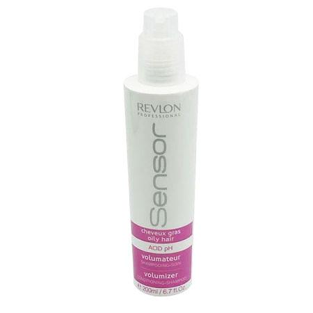 Revlon Senso Шампунь-кондиционер для придания объема для волос склонных к жирности (Сиреневый) r Volumizer Conditioning-Shampoo 200 мл (Revlon Professional)