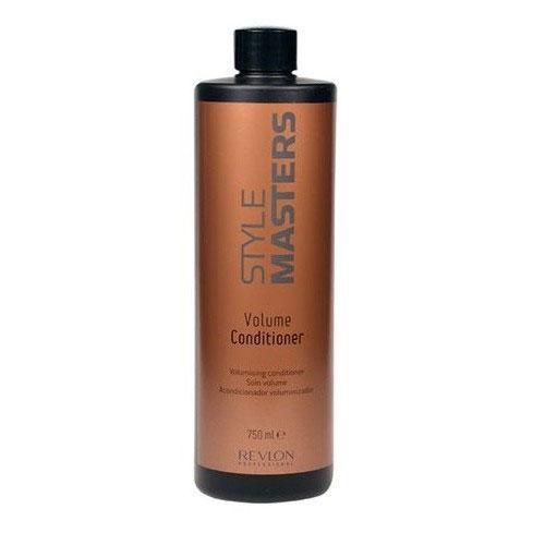 Revlon Professional Style Кондиционер для объёма волос Masters Volume Conditioner 750 мл7207628000Revlon Professional Style Masters Volume Conditioner Кондиционер для объёма волос разработан специально для того, чтобы придавать волосам впечатляющий и эффектный объём. Данное средство совершенно не утяжеляет волосы, при этом делает их послушными, упругими и эластичными, а также обеспечивает правильное питание волос и способствует их восстановлению и укреплению. Кондиционер для объёма волос Revlon Professional снимает статическое электричество, значительно облегчает расчёсывание и очень хорошо подходит для частого применения. Кондиционер Volume Conditioner от компании Ревлон придаёт волосам великолепный объём, красивый вид, обеспечивает сияние оттенка и дарит жизненную силу.