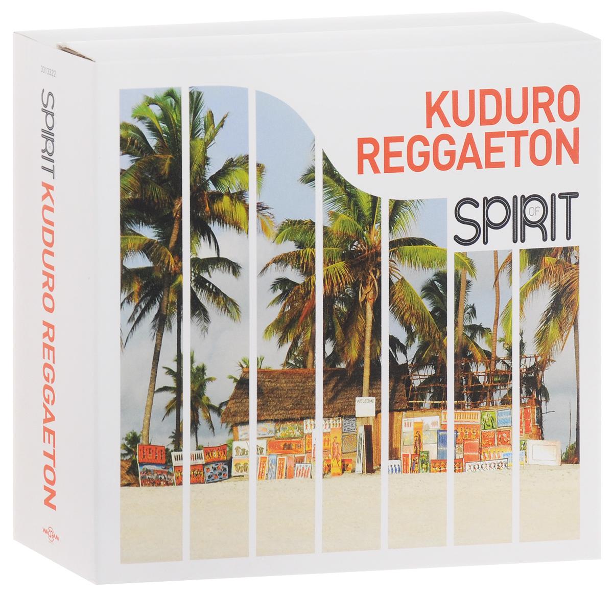 Spirit Of Kuduro Reggaeton (4 CD)