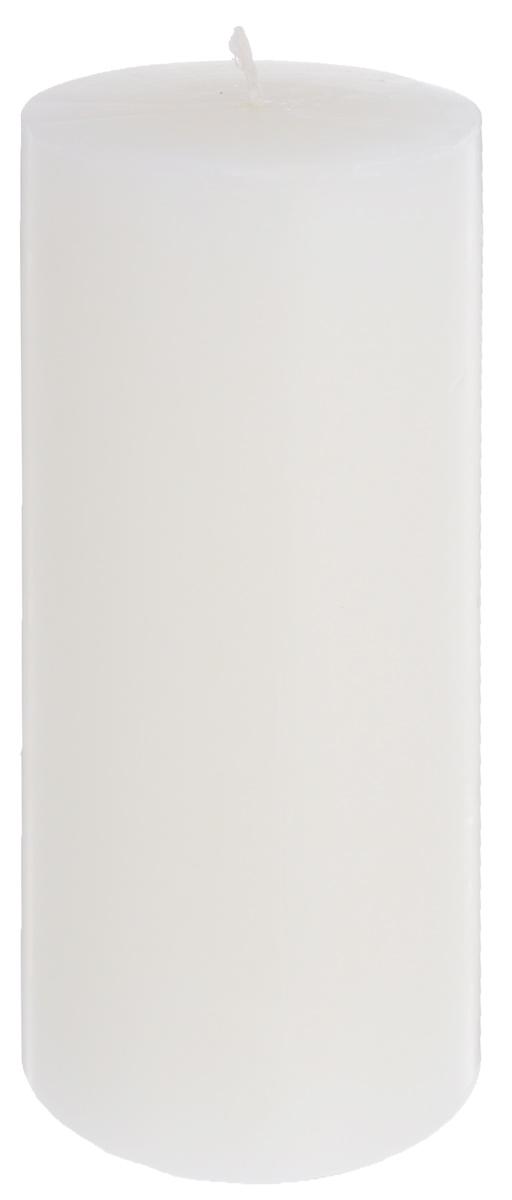 Свеча декоративная Proffi Home Столбик, цвет: белый, высота 15 смPH3440Декоративная свеча Proffi Home Столбик выполнена из парафина и стеарина в классическом стиле. Изделие порадует вас ярким дизайном. Такую свечу можно поставить в любое место, и она станет ярким украшением интерьера. Свеча Proffi Home создаст незабываемую атмосферу, будь то торжество, романтический вечер или будничный день.