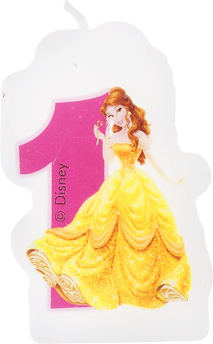 Procos Свеча для торта детская Принцессы 1 год9041, 82894Каждая именинница ждет своего праздничного торта со свечками, которые можно задуть и загадать желание. Вашей малышке будет особенно приятно видеть свечки с фигурками любимых сказочных принцесс Диснея. Свеча для торта Procos Принцессы 1 год украсит праздничный торт малышки, которая отмечает свой 1-й день рождения.