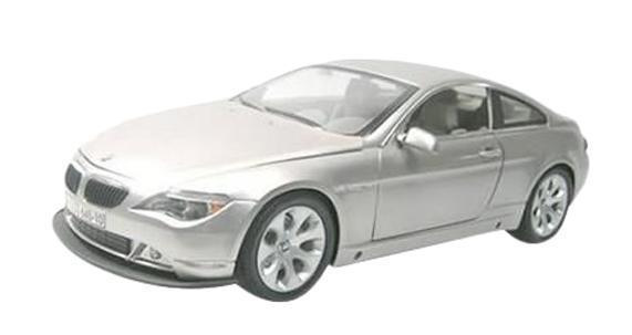 """Радиоуправляемая модель """"BMW 645Ci"""", цвет: мокрый асфальт. 14800Радиоуправляемая модель """"BMW 645Ci"""", цвет: мокрый асфальт. 14800, Rastar"""