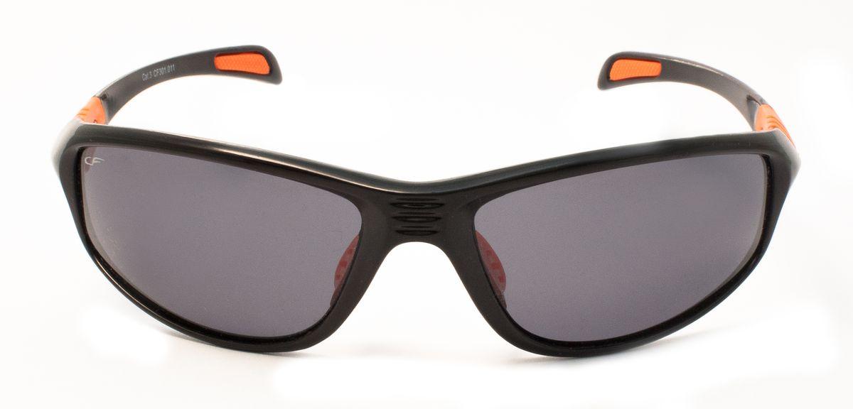 Очки поляризационые Cafa France, с темными линзами. СF301СF301Стильные очки Cafa France предназначены для вождения автомобиля в солнечную погоду. Модель оснащена темными поляризационными пластиковыми линзами, покрытыми по специальной технологии AntiReflex. Очки защищают от яркого и низкого солнца, ультрафиолетового излучения, от бликов и отраженного света. Модель имеет оптимальную степень затемнения, сохраняя при этом четкую контрастность. Снижают усталость глаз. Модель оснащена пластиковой оправой и заушниками с силиконовыми вставками. Такие очки обеспечат комфорт и безопасность во время вождения.