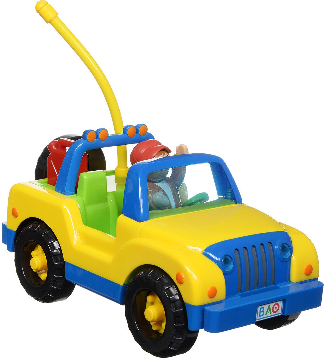 Smoby Машинка на радиоуправлении 4 х 4 Driver