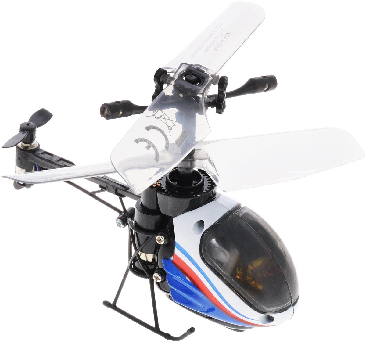 Silverlit Вертолет на радиоуправлении Nano Falcon84665Радиоуправляемая модель Silverlit Вертолет Nano Falcon - игрушка, которая обязательно понравится вашему ребенку. Вертолет занесен в книгу рекордов Гиннесса как самый маленький вертолет с гироскопом в мире! Каркас вертолета выполнен из пластика с использованием металла. Вертолет имеет трехканальное дистанционное управление и идеально подходит для игры как внутри помещения, так и на улице. Он может летать на разной высоте вперед и назад, поворачивать вправо и влево. Управляется легко и просто благодаря встроенному гироскопу. Каждый запуск Silverlit Вертолет Nano Falcon принесет яркие впечатления вам и вашему ребенку! Радиоуправляемые модели давно вышли за грань обыкновенных игрушек. В продаже можно увидеть практически любую модель современной техники. Производители с каждым годом создают все более и более продвинутые модели автомобилей, самолетов, вертолетов, кораблей и многих других игрушек. А некоторые модели и вовсе выполнены идентично настоящей машине....