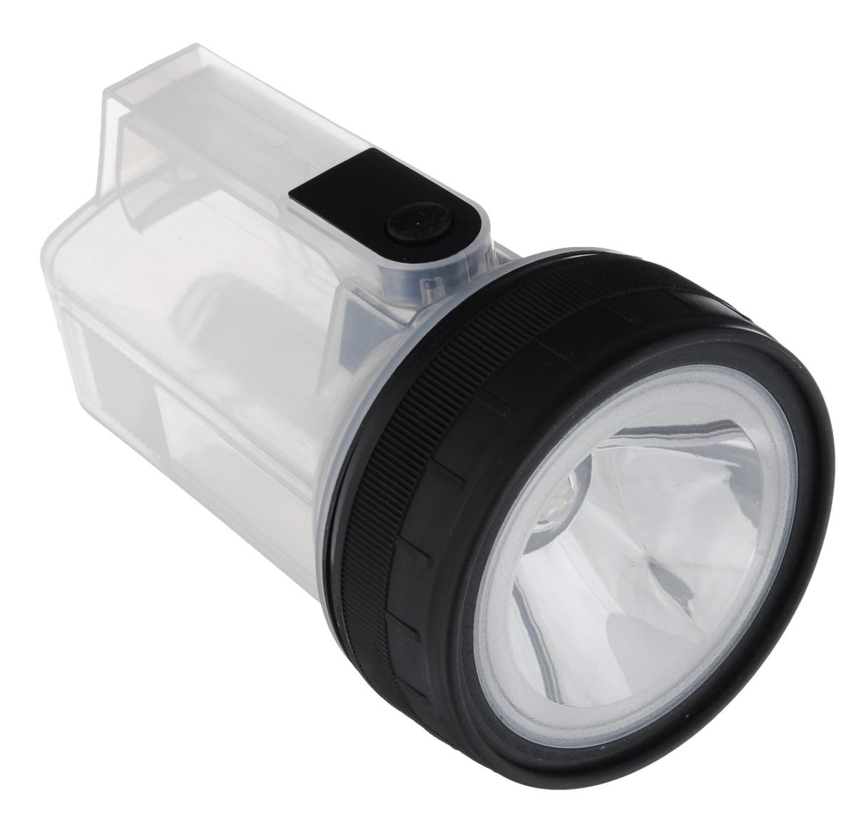 Фонарь ручной ЭРА F15, цвет: черный, серыйF15Светодиодный фонарь 3в1: фонарь - светодиод 0.5W светильник - 3 белых LED аварийный маяк - красный LED 3xLR03(AAA) - в комплект не входят. 66 лм