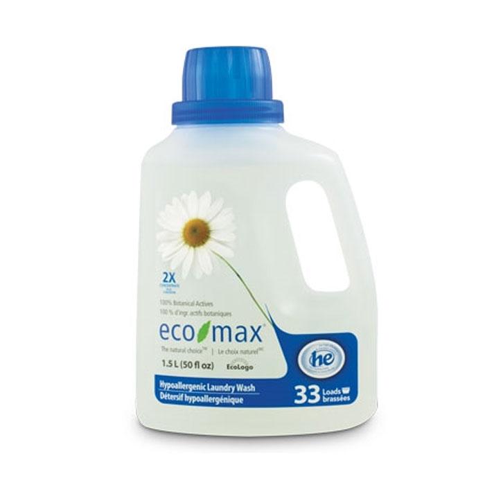 Средство для стирки Eco Max, гипоаллергенное, концентрат, 1,5 лEmax-C128Средство для стирки Eco Max - концентрированное гипоаллергенное натуральное жидкое средство для стирки. Специально разработано без использования сенсибилизаторов и безопасно для людей, чувствительных к различным запахам. Прекрасно подходит для стирки детской одежды. В этом средстве используются активные чистящие вещества ингредиентов, полученных из биоразлагаемых и возобновляемых растительных источников. Благодаря низкому пенообразованию и отсутствию осадка безопасно для использования в стиральной машине. Одна бутылка этого концентрированного средства рассчитана на 35 стандартных загрузок. Подходит для ручной и машинной стирки, для всех типов ткани. Состав: вода, растительные алкилполигликозиды (из кокосового масла и кукурузного сиропа), пищевая лимонная кислота, пищевой цитрат натрия, пищевой загуститель на основе целлюлозы и пищевой сорбат калия в качестве консерванта. Товар сертифицирован.