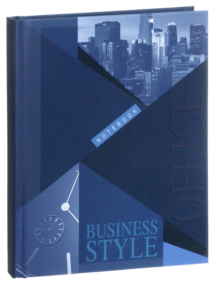 Listoff Записная книжка Business Style 80 листов в клетку