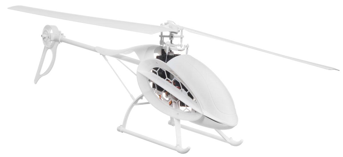 Silverlit Вертолет на радиоуправлении Phoenix Vision с камерой84696Радиоуправляемый вертолет Silverlit Phoenix Vision привлечет внимание не только ребенка, но и взрослого, и станет отличным подарком любителю воздушной техники. Каркас вертолета выполнен из пластика с использованием металла. Вертолет оснащен сенсорами по 6 осям вертолета для обеспечения автостабилизации, а также ультразвуковым сенсором для автоматического взлета и посадки. Вертолет имеет четырехканальное пропорциональное управление с системой 2.4G, с помощью пульта управления можно менять скорость полета, а также выполнять фигуры высшего пилотажа. Вертолет может двигаться вперед, назад, поворачивать направо, поворачивать налево, набирать и снижать высоту. Система flybarless (без сервооси или флайбара) обеспечит более точное управление. Также вертолет оснащен встроенной LED-подсветкой. Модель вертолета идеально подходит для игры как внутри помещения, так и на улице, в то время как большинство моделей для этого не предназначены. Вертолет оснащен функцией...
