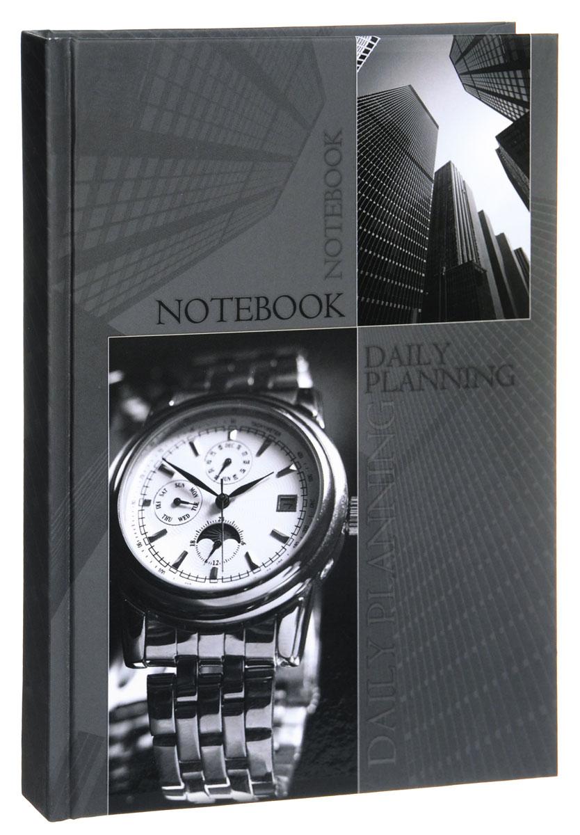 Listoff Записная книжка Бизнес-концепт 160 листов в клеткуКЗЛ51601884Записная книжка Listoff Бизнес-концепт - незаменимый атрибут современного человека, необходимый для рабочих и повседневных записей в офисе и дома. Записная книжка содержит 160 листов формата А5 в клетку без полей. Обложка, выполненная из ламинированного картона, оформлена в строгом бизнес-стиле. Внутренний блок изготовлен из высококачественной плотной бумаги, что гарантирует чистоту записей и отсутствие клякс. Книга для записей Listoff Бизнес-концепт станет достойным аксессуаром среди ваших канцелярских принадлежностей. Она подойдет как для деловых людей, так и для любителей записывать свои мысли, рисовать скетчи, делать наброски.