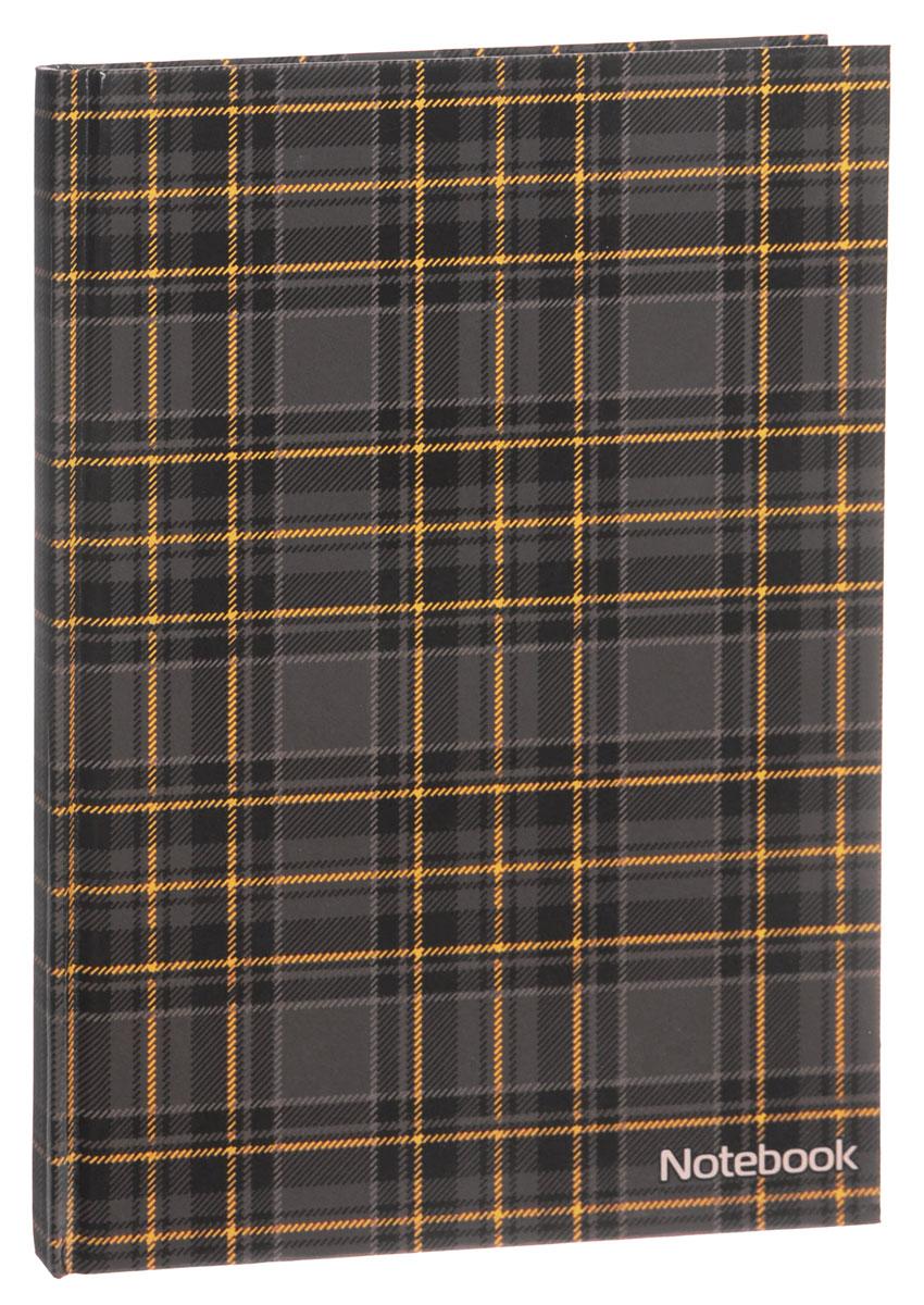 Listoff Записная книжка Шотландская клетка 80 листов в клеткуКЗ5801688Записная книжка Listoff Шотландская клетка - незаменимый атрибут современного человека, необходимый для рабочих и повседневных записей в офисе и дома. Записная книжка содержит 80 листов формата А5 в клетку без полей. Обложка, выполненная из ламинированного картона, украшена однотонным орнаментом в шотландскую клетку. Внутренний блок изготовлен из высококачественной плотной бумаги, что гарантирует чистоту записей и отсутствие клякс. Книга для записей Listoff Шотландская клетка станет достойным аксессуаром среди ваших канцелярских принадлежностей. Она подойдет как для деловых людей, так и для любителей записывать свои мысли, рисовать скетчи, делать наброски.