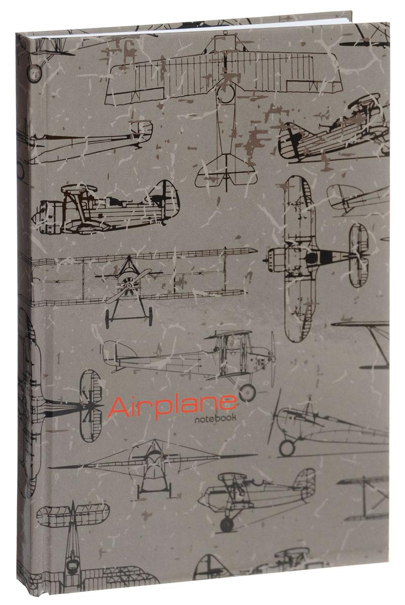 Listoff Записная книжка Аэропланы 100 листов в клеткуКЗ51001738Записная книжка Listoff Аэропланы - незаменимый атрибут современного человека, необходимый для рабочих и повседневных записей в офисе и дома. Записная книжка содержит 100 листов формата А5 в клетку без полей. Обложка, выполненная из ламинированного картона, украшена изображением первых самолетов. Внутренний блок изготовлен из высококачественной плотной бумаги, что гарантирует чистоту записей и отсутствие клякс. Книга для записей Listoff Аэропланы станет достойным аксессуаром среди ваших канцелярских принадлежностей. Она подойдет как для деловых людей, так и для любителей записывать свои мысли, рисовать скетчи, делать наброски.