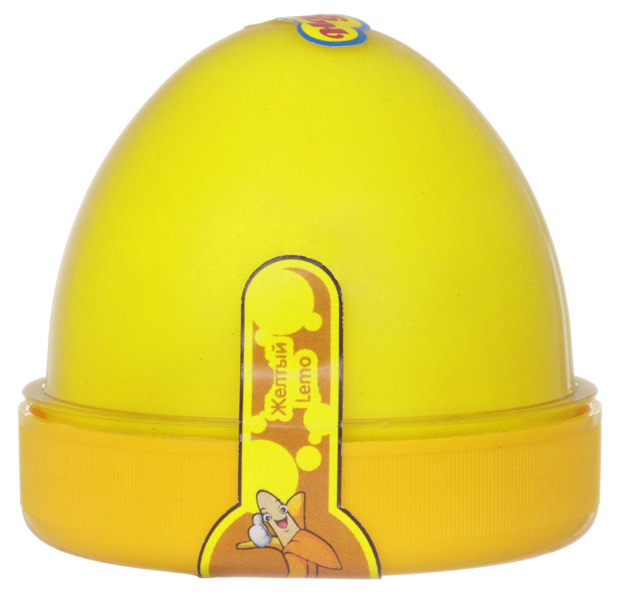 Жвачка для рук ТМ HandGum, цвет: желтый, с запахом банана, 70 г10246Жвачка для рук Hand Gum желтого цвета с запахом дыни подарит вам позитив и хорошие эмоции. Она радует глаз и дарит нежные тактильные ощущения, способствуя хорошему настроению. Жвачка для рук изготовлена из упругого, пластичного и приятного на ощупь материала, ее можно растягивать, как резину, а если сильно дернуть, то можно порвать. Из нее отлично получаются скульптуры, которые живут считанные минуты, постепенно превращаясь в лужи. Прилепите ее на дверную ручку - и он капнет, скатайте шарик и ударьте об пол - он подпрыгнет. Кубик, кстати, тоже подпрыгнет, но совсем не туда, куда ожидается. Характеристики: Цвет: желтый. Вес: 70 г. Размер упаковки: 5,5 см х 6 см х 6 см.
