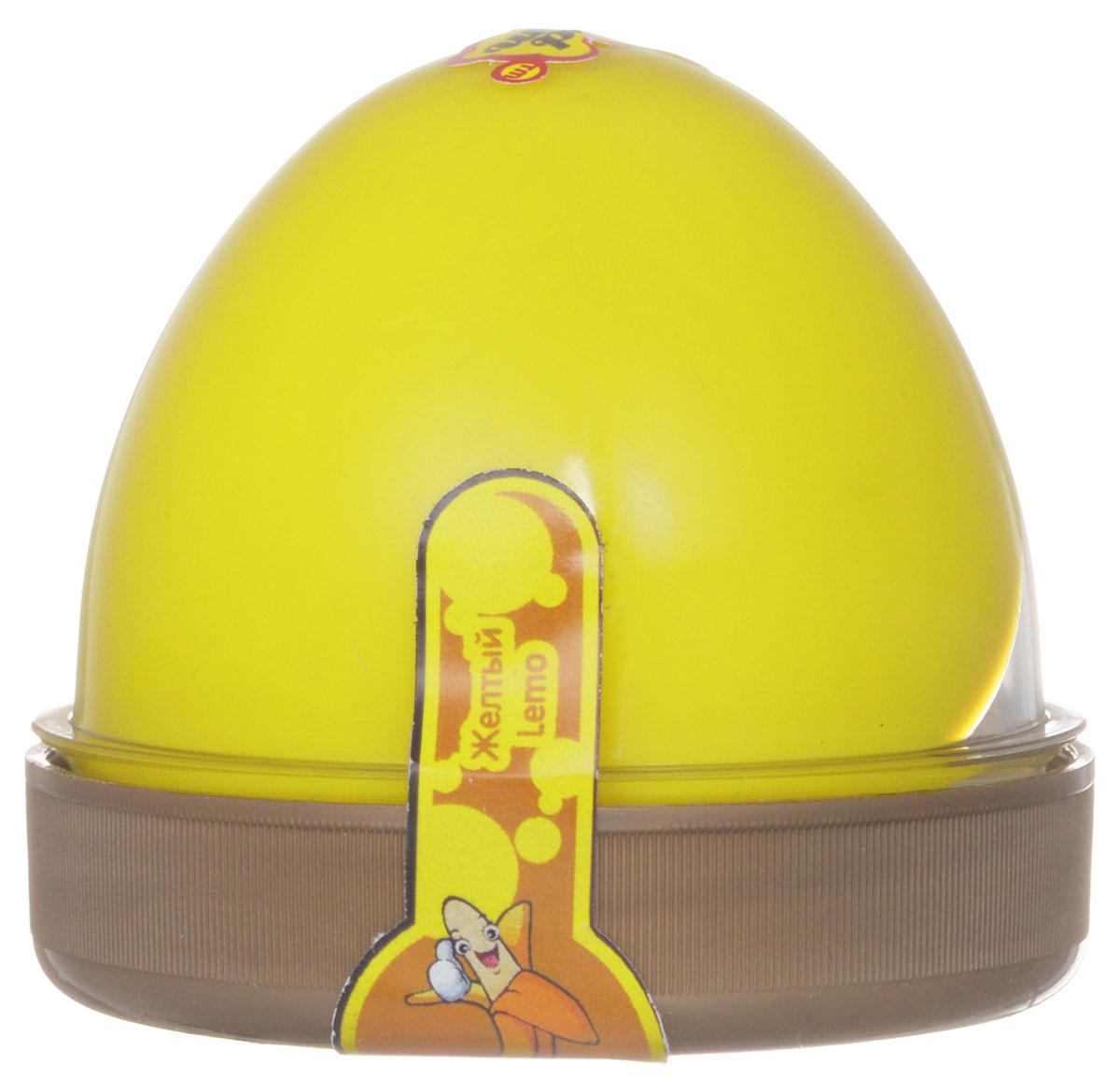 Жвачка для рук ТМ HandGum, цвет: желтый, с запахом банана, 35 г10246Жвачка для рук Hand Gum желтого цвета с запахом дыни подарит вам позитив и хорошие эмоции. Она радует глаз и дарит нежные тактильные ощущения, способствуя хорошему настроению. Жвачка для рук изготовлена из упругого, пластичного и приятного на ощупь материала, ее можно растягивать, как резину, а если сильно дернуть, то можно порвать. Из нее отлично получаются скульптуры, которые живут считанные минуты, постепенно превращаясь в лужи. Прилепите ее на дверную ручку - и он капнет, скатайте шарик и ударьте об пол - он подпрыгнет. Кубик, кстати, тоже подпрыгнет, но совсем не туда, куда ожидается. Уважаемые клиенты! Обращаем ваше внимание на цветовой ассортимент товара. Поставка осуществляется в зависимости от наличия на складе. Характеристики: Цвет: желтый. Вес: 35 г. Размер упаковки: 5,5 см х 6 см х 6 см.