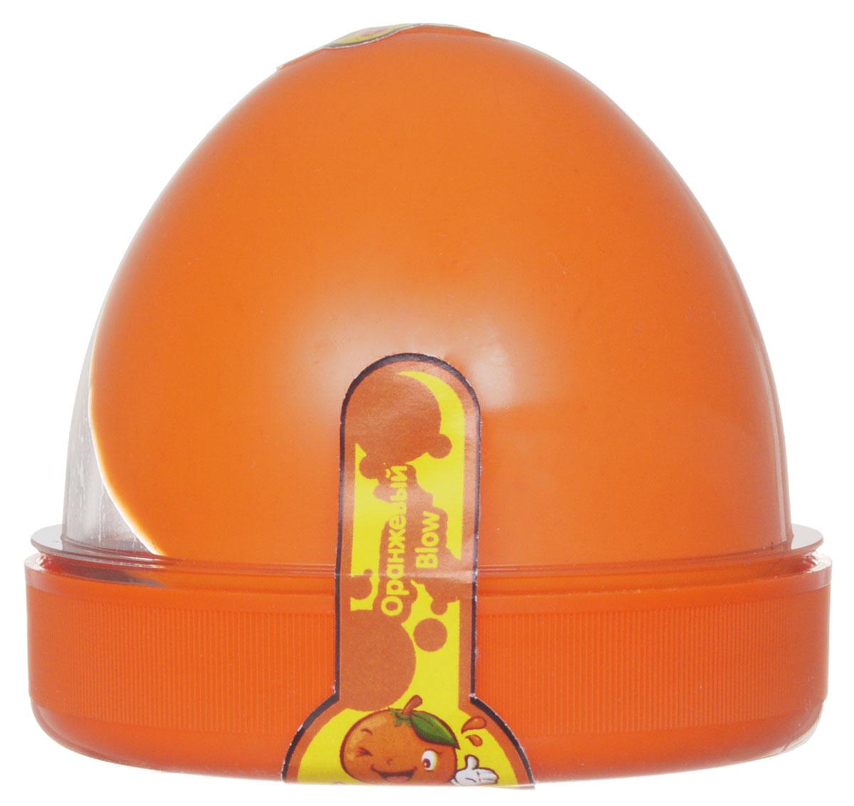 Жвачка для рук ТМ HandGum, цвет: оранжевый, с запахом апельсина, 35 г10208Жвачка для рук Hand Gum оранжевого цвета с запахом апельсина подарит вам позитив и хорошие эмоции. Она радует глаз и дарит нежные тактильные ощущения, способствуя хорошему настроению. Жвачка для рук изготовлена из упругого, пластичного и приятного на ощупь материала, ее можно растягивать, как резину, а если сильно дернуть, то можно порвать. Из нее отлично получаются скульптуры, которые живут считанные минуты, постепенно превращаясь в лужи. Прилепите ее на дверную ручку - и он капнет, скатайте шарик и ударьте об пол - он подпрыгнет. Кубик, кстати, тоже подпрыгнет, но совсем не туда, куда ожидается.