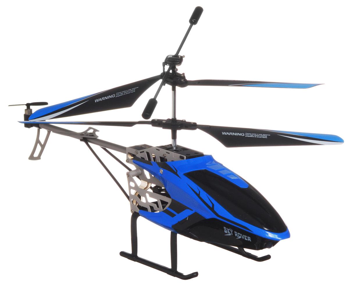 Auldey Вертолет на радиоуправлении Swift 3.0 цвет синийYW857128Вертолет на радиоуправлении Auldey Swift 3.0 - игрушка, которая обязательно понравится вашему ребенку. Каркас вертолета выполнен из пластика с использованием металла, идеально подходит для игры как внутри помещения, так и на улице. Он может летать вперед и назад, поворачивать вправо и влево, останавливаться и вращаться, подниматься и опускаться. Вертолет оснащен трехканальным управлением, имеет встроенный гироскоп, благодаря ему модель обладает высокой стабильностью полета. Это позволит полностью контролировать процесс полета, управлять без суеты и страха сломать игрушку. Каждый запуск вертолета Auldey Swift 3.0 принесет яркие впечатления вам и вашему ребенку! Оригинальный дизайн, мощный двигатель позволяют получить максимум позитивных эмоций от игры. Радиоуправляемые игрушки развивают у ребенка мелкую моторику, логику, координацию движений и пространственное мышление. Порадуйте своего ребенка таким замечательным подарком! Вертолет...