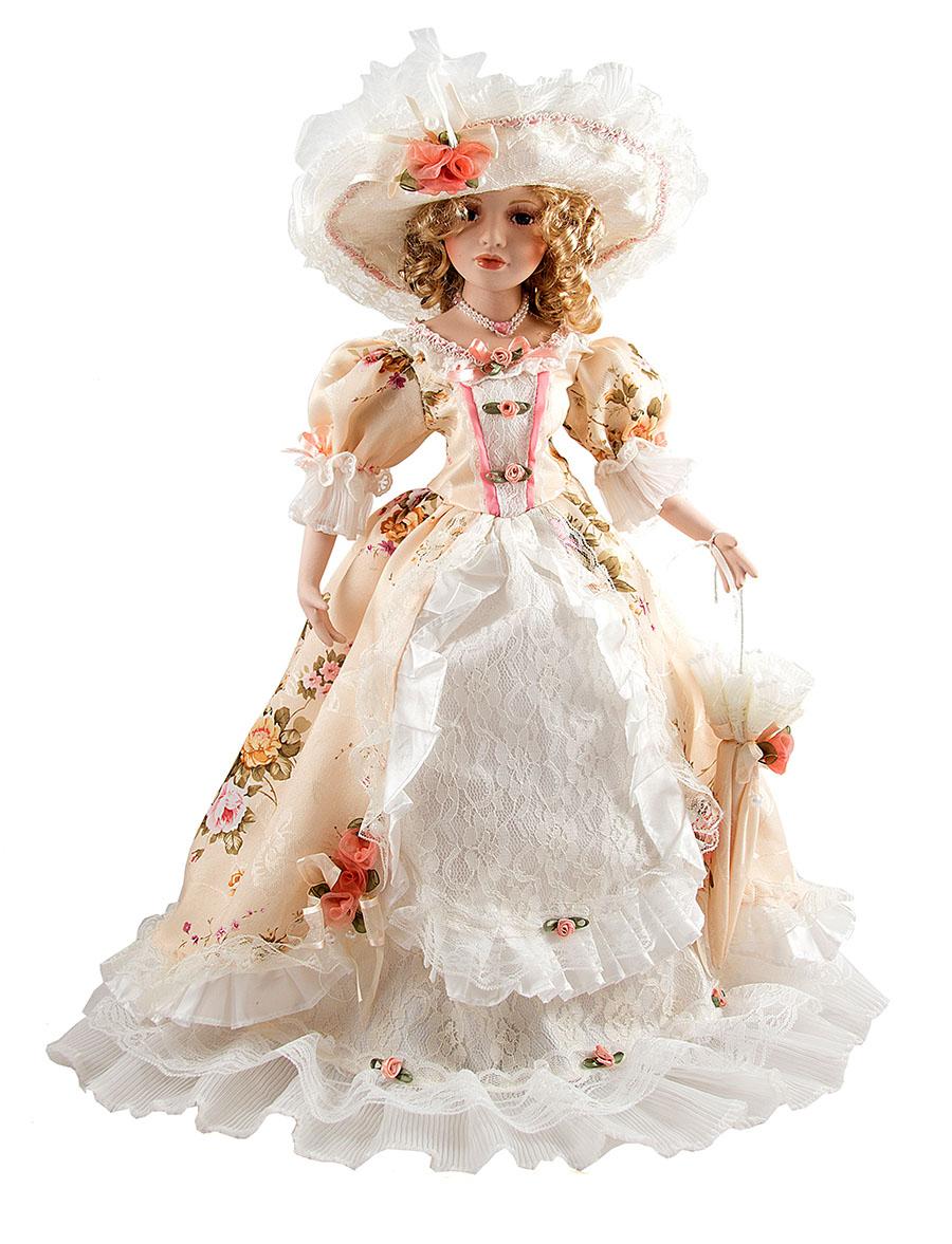 Кукла фарфоровая коллекционная Елена, 46 см. 1592915929