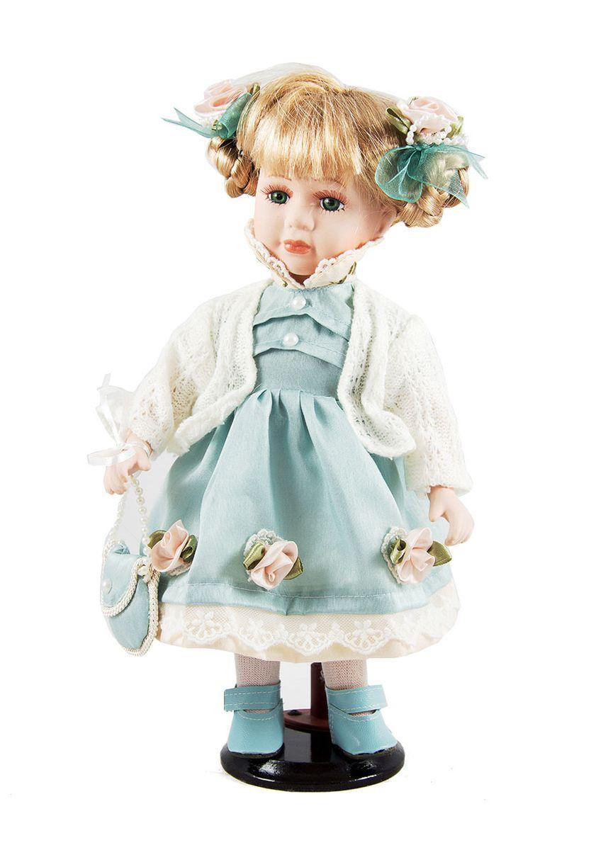 Кукла фарфоровая коллекционная Полина, 30 см. 1594715947