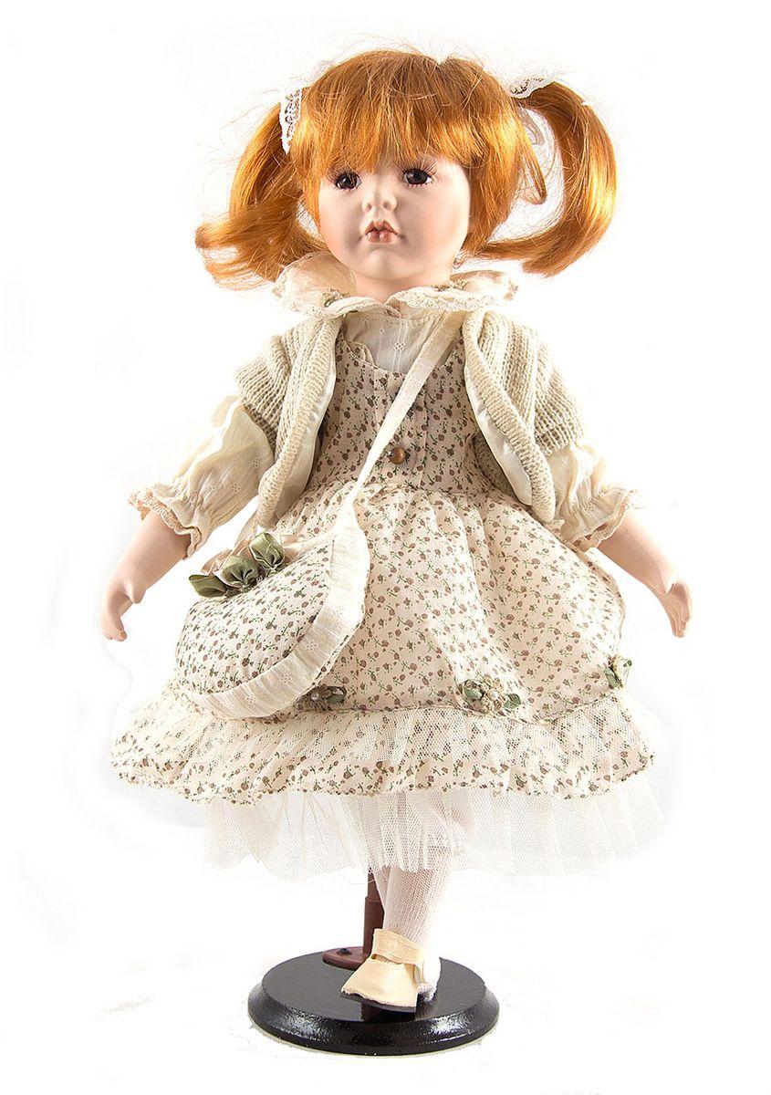 Кукла фарфоровая коллекционная Женечка, 41 см. 1596915969