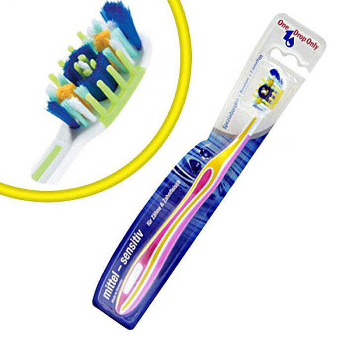 One Drop Only Зубная щетка для чувствительных зубов0.2390Зубная щетка средней степени жесткости для чувствительных зубов и для десен