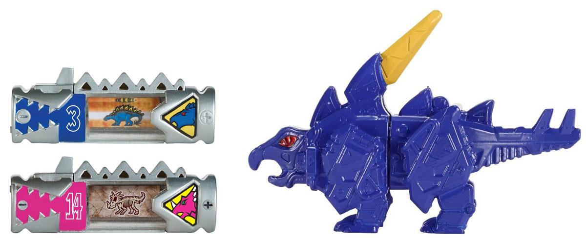 Power Rangers Игровой набор Могучие рейнджеры Динозорд цвет синий42250_синийИгровой набор Power Rangers Могучие рейнджеры. Динозорд состоит из фигурки Динозорда и двух Дино-зарядов. Фигурка, выполненная из пластика в виде раздвижного Динозорда синего цвета, станет любимой игрушкой вашего ребенка. Игрушка выполнена по мотивам приключенческого фильма Power Rangers. Могучие рейнджеры - это новое поколение героев, которые унаследовали силу древних воинов и должны встать на защиту Земли. Эта игрушка обязательно понравится ребенку, он часами будет играть с ней, придумывая захватывающие истории для героев.