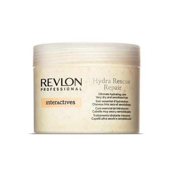 Revlon Professional Interactives Увлажняющий уход для волос Hydra Rescue Repair 450 мл7202528000Ощутите всю силу красоты своих волос с увлажняющим Уходом Hydra Rescue Repair от Revlon. Увлажняющий Уход обеспечивает увлажнение волосам на самом глубоком уровне. Действие средства заключается во внутренней реконструкции волос за счет теплового воздействия. Это особенно актуально для пересушенных, ломких, потускневших волос. Уход Hydra Rescue Repair облегчает расчесывание и придает волосам блеск. Поразительные результаты ждут вас уже с первого применения – матовое сияние, гладкость, шелковистая текстура прядей приятно вас удивит.