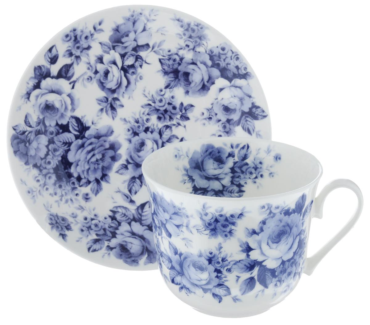 Чайная пара Roy Kirkham Английский ситец, 2 предмета