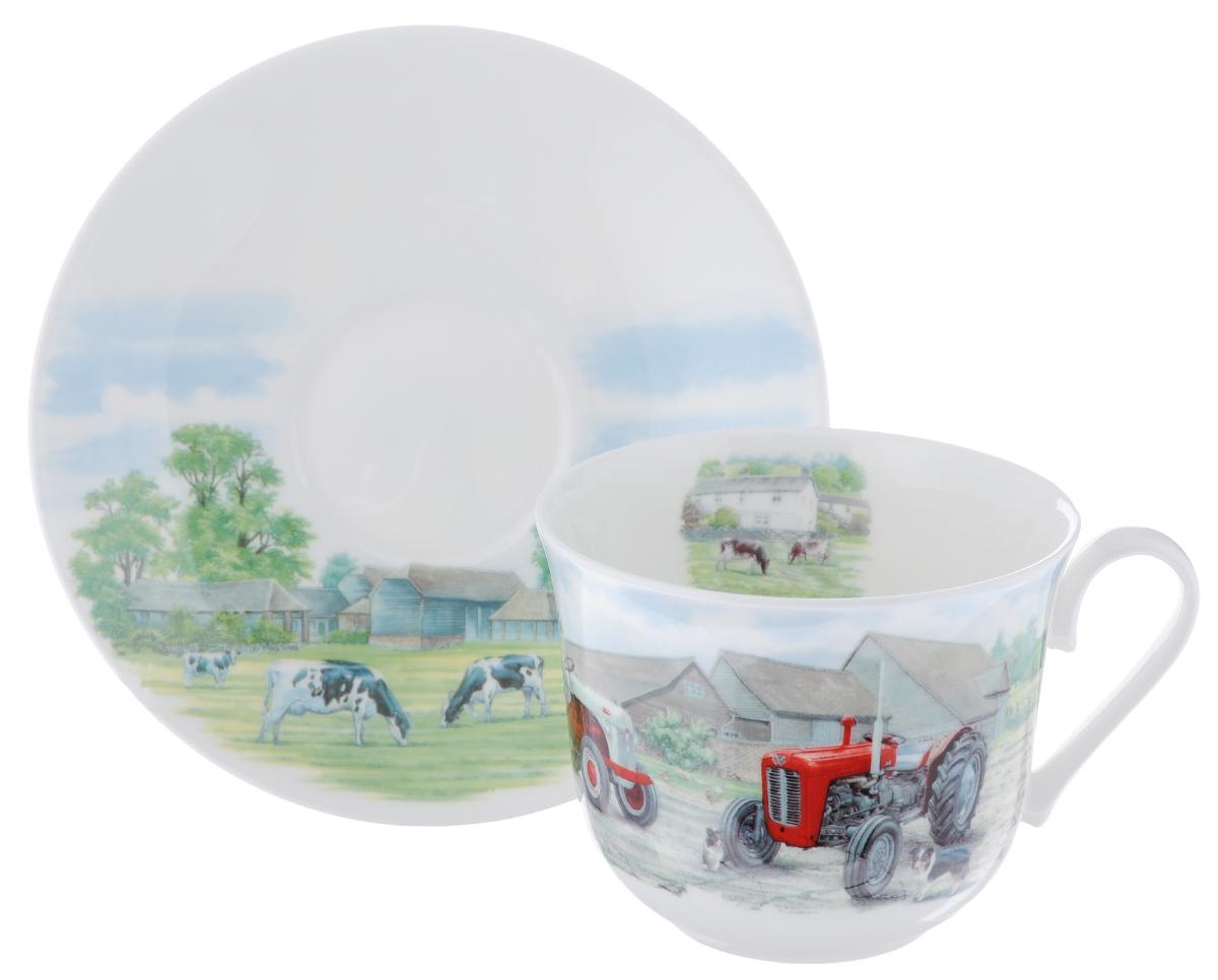 Чайная пара Roy Kirkham Родные просторы, 2 предмета