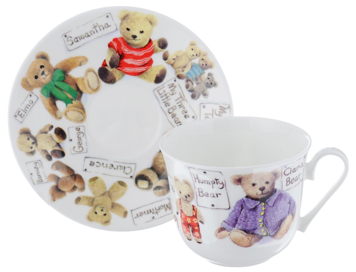 Чайная пара Roy Kirkham Мои любимые медвежата, 2 предмета