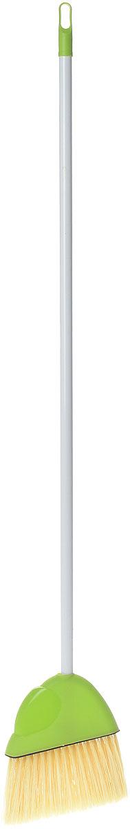 Щетка для пола Sunllon, мягкая, с черенком, длина 120 смSLSUN1538Щетка для пола Sunllon выполнена из прочного пластика. Она предназначена для уборки сухого мусора. Мягкий ворс щетки позволяет собрать мусор из самых труднодоступных мест. Оснащена длинным черенком с отверстием для подвешивания. Размер ворса: 18 см х 3 см х 10 см. Длина щетки: 120 см.
