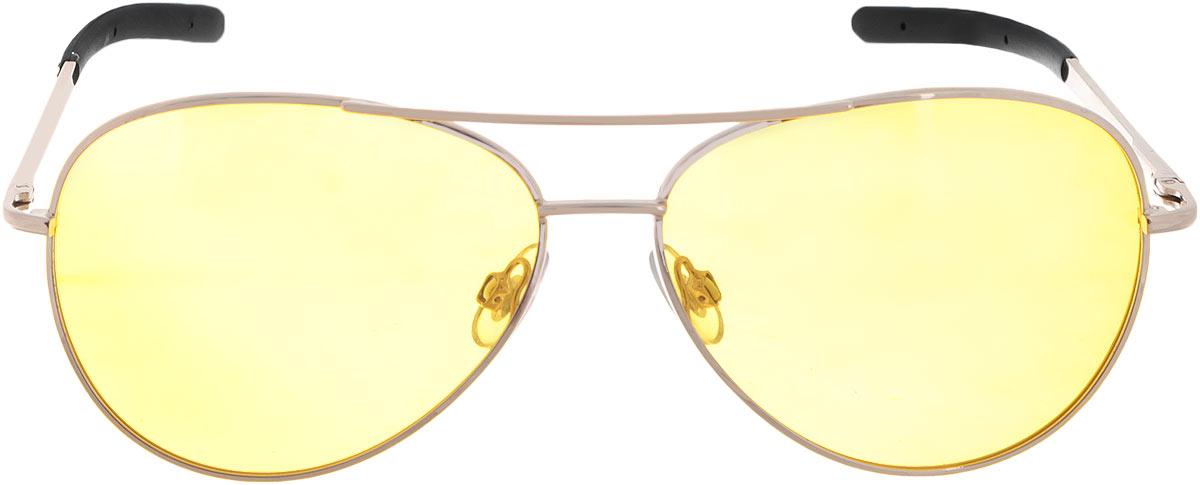 Очки поляризационные мужские Cafa France, с желтыми линзами. C13451Y-N