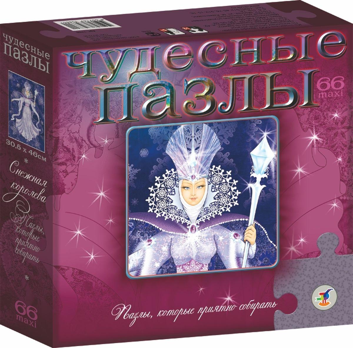 Дрофа-Медиа Пазл Снежная королева