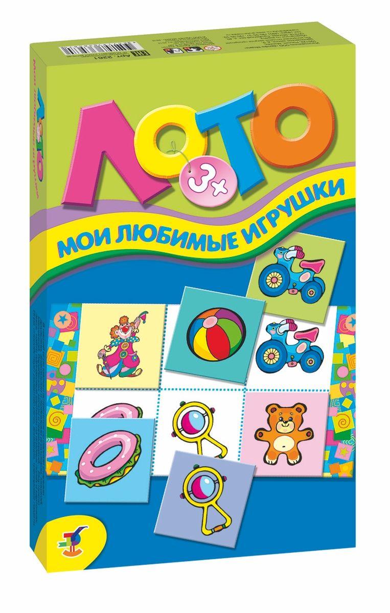 Дрофа-Медиа Лото детское Мои любимые игрушки2261Лото детское Мои любимые игрушки - увлекательная развивающая игра. В состав входят пять картинок с яркими изображениями и 30 карточек. В основе игры лежит принцип классического лото: на полях и карточках изображены одинаковые предметы - любимые детские игрушки. Игроки должны найти карточки с картинками, которые есть на их полях, и положить их сверху на поле. Подбирая картинки, дети не только запоминают их названия, но и тренируют мелкую моторику рук. Игра в лото помогает развивать интеллект, внимание и фотографическую память, учит логическому мышлению. Лото рекомендуется использовать при введении и закреплении лексических и речевых единиц, для расширения словарного запаса, формирования навыков произношения, закрепления изученного материала, а также для контроля усвоения учебного материала.