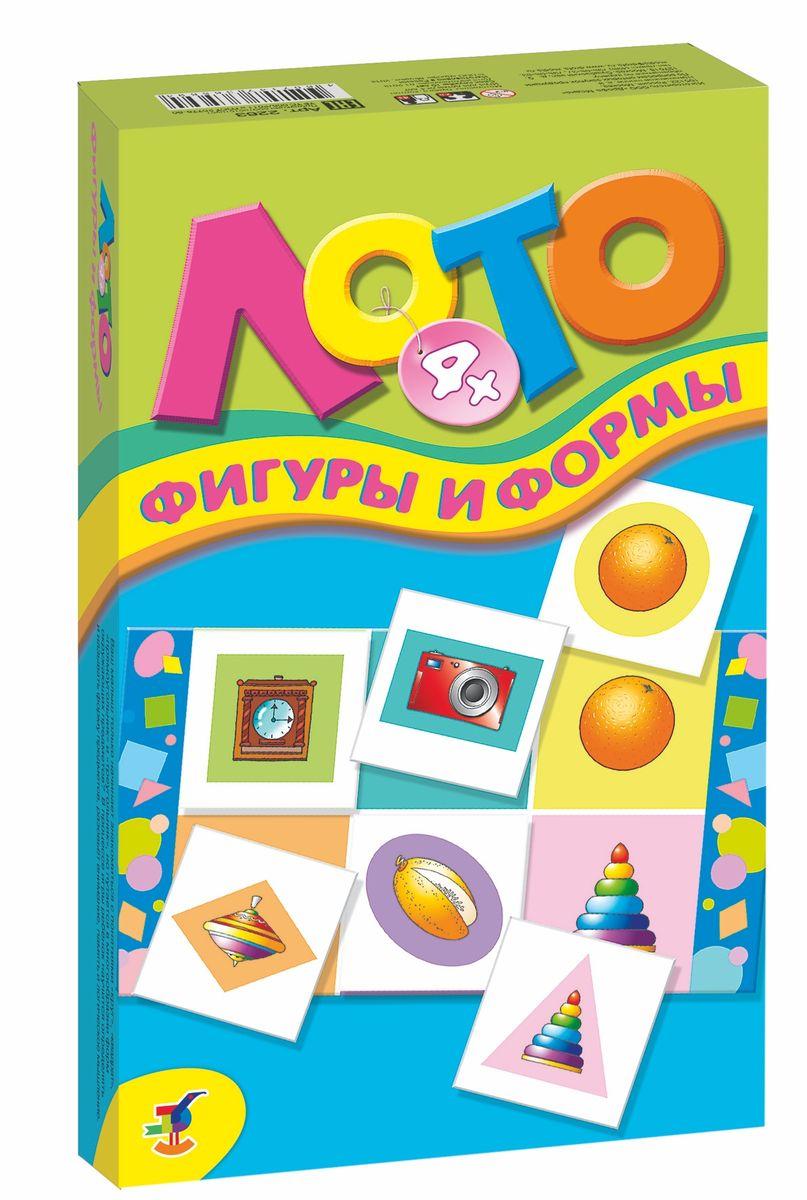 Дрофа-Медиа Лото детское Фигуры и формы2263Лото детское Фигуры и формы - увлекательная развивающая игра. В состав входят пять картинок с яркими изображениями и 30 карточек. Ваш малыш только начинает знакомится с понятиями круг, квадрат, прямоугольник и треугольник, но путается в многообразии форм окружающих предметов? В процессе игры ребенок научится определять и называть форму предметов. На полях и карточках изображены одинаковые предметы. Участники должны подобрать соответствующие карточки для своих полей. Подбирая картинки, дети не только запоминают их названия, но и тренируют мелкую моторику рук. Игра в лото помогает развивать интеллект, внимание и фотографическую память, учит логическому мышлению. Лото рекомендуется использовать при введении и закреплении лексических и речевых единиц, для расширения словарного запаса, формирования навыков произношения, закрепления изученного материала, а также для контроля усвоения учебного материала.