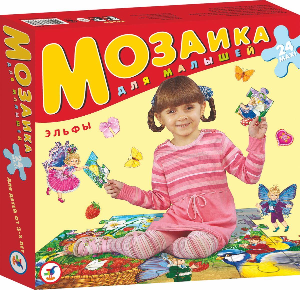 Дрофа-Медиа Мозаика Эльфы