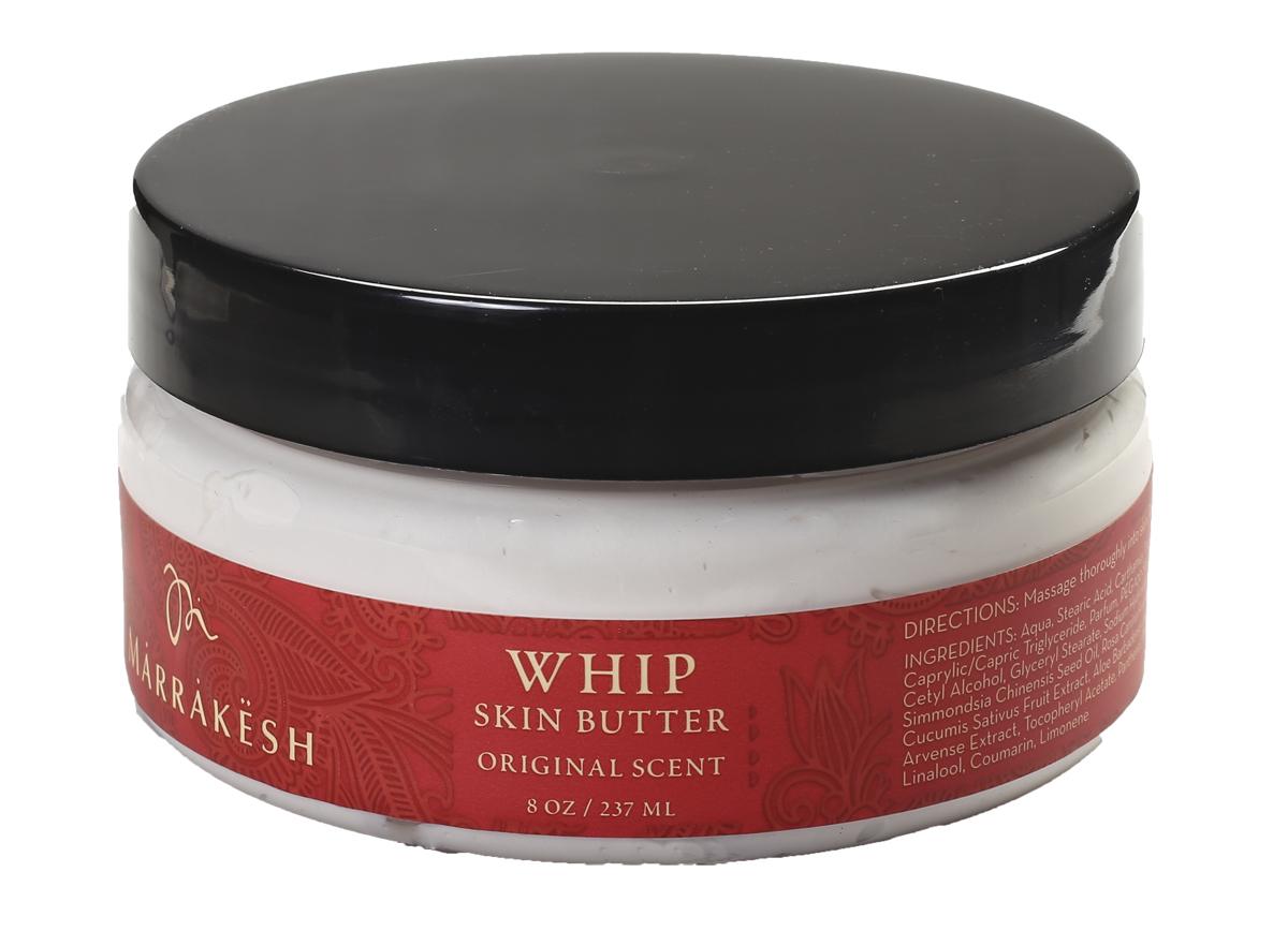 Marrakesh Питательное густое масло для тела (аромат Original), 240 млMKSSB075Защищает и глубоко увлажняет очень сухую кожу. Придает упругость и эластичность, обеспечивает долговременную мягкость для любого типа кожи. Масло Ши содержит витамины А, Е и F, которые наполняют кожу, придают ей сияние, предупреждает преждевременное старение кожи, защищают кожу от вредного воздействия окружающей среды