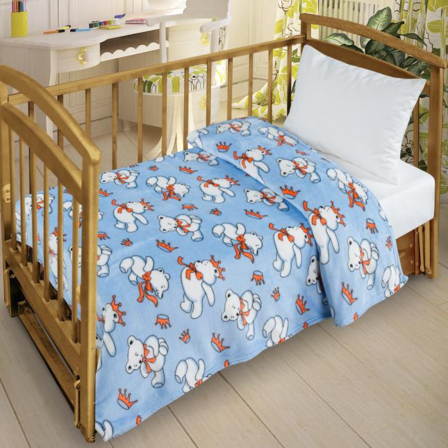 Letto Плед детский в кроваткуVB05Нежнейший плед в детскую кроватку выполнен из современного материала Велсофт - ткань напоминает на ощупь плюшевую игрушку. Материал гипоаллергенен, плед легкий и в то же время теплый. Приятна расцветка пледа создаст в детской комнате уют и приятную атмосферу. 130*95