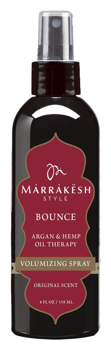 Marrakesh Спрей для волос, придающий объем, 118 млMKSV075Спрей создает объем без чуства жесткости и липкости. Приподнимает волосы у корней и придает им несевомый объем, который держится в течение дня.