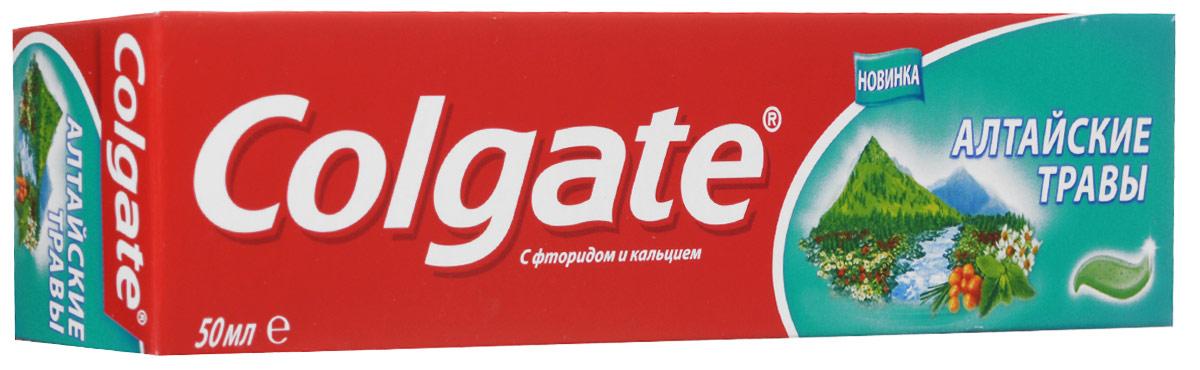 Colgate Зубная паста Алтайские Травы 50 мл